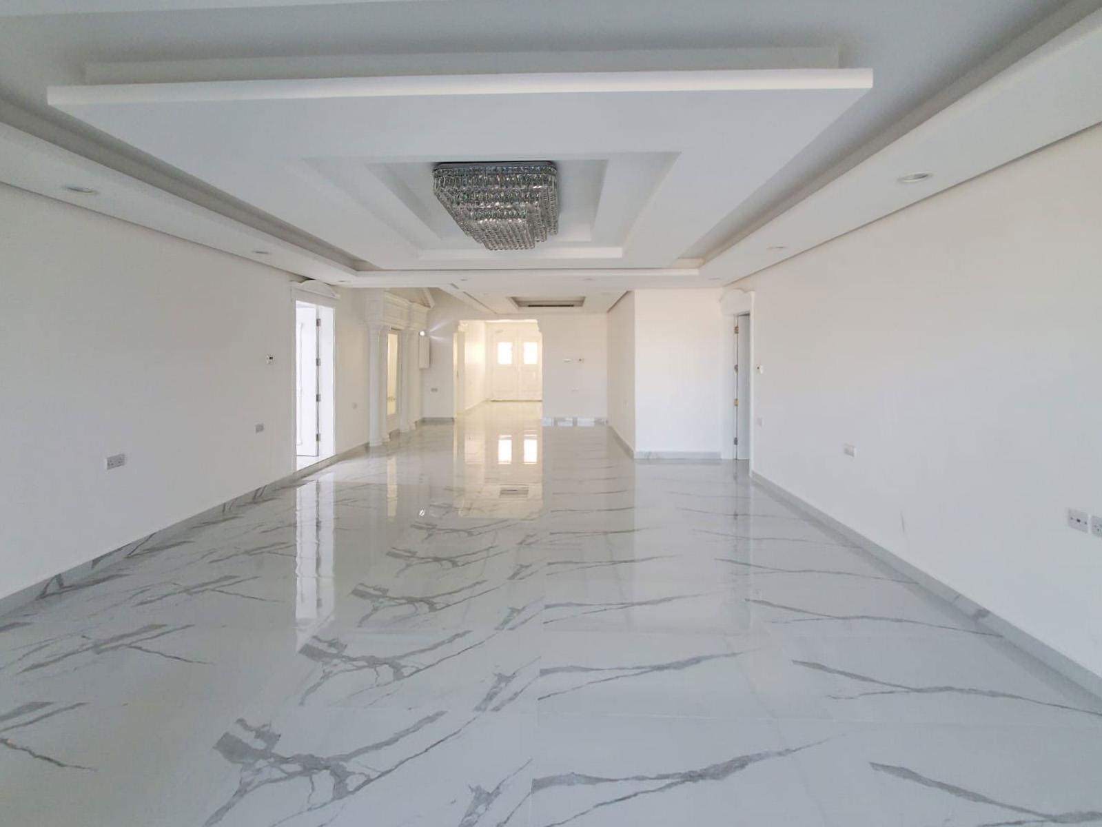 Sabah Al Salem – three master bedroom ground floor w/common outside space