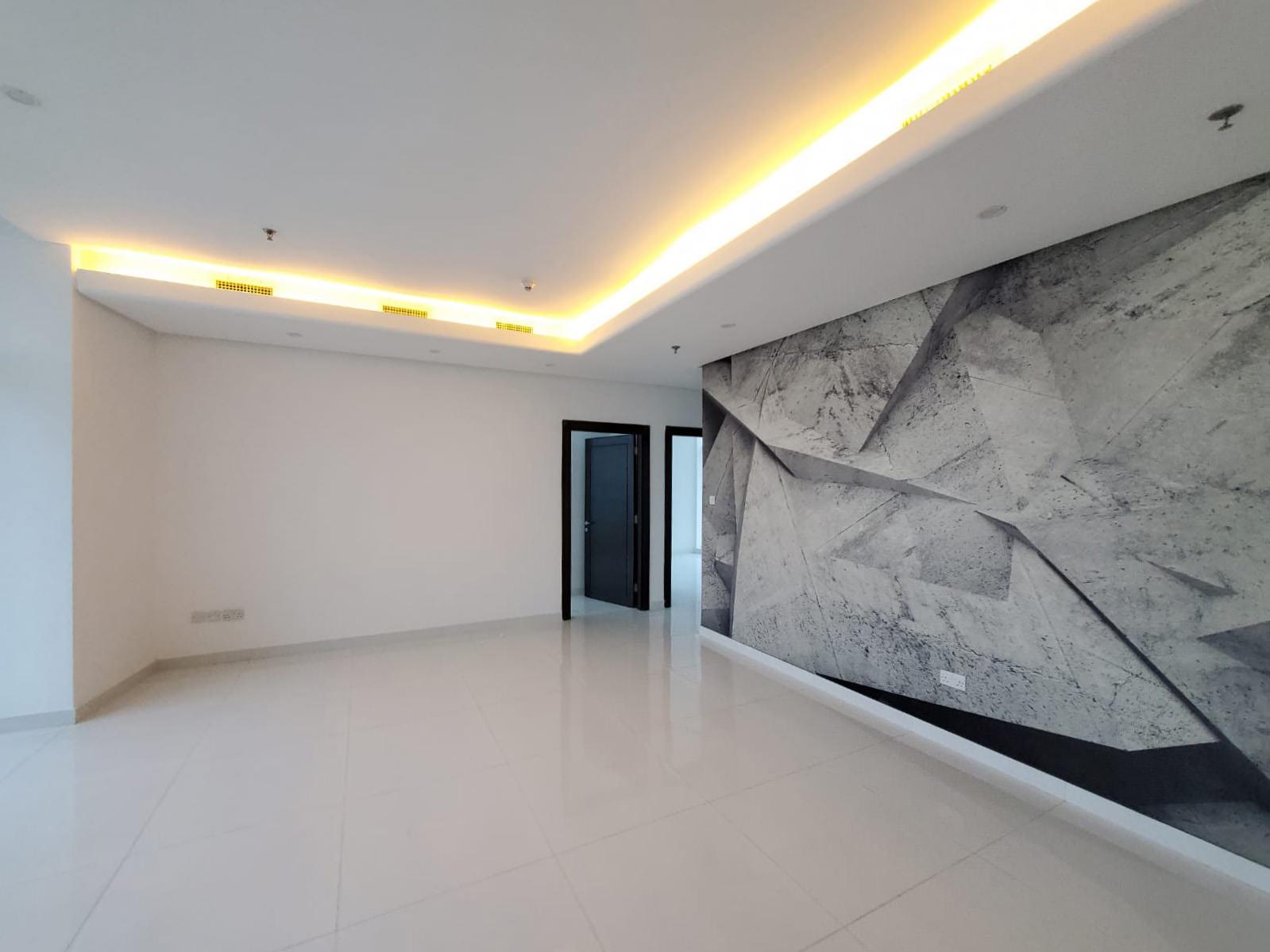 Salmiya – unfurnished, three bedroom sea view apartment w/facilities