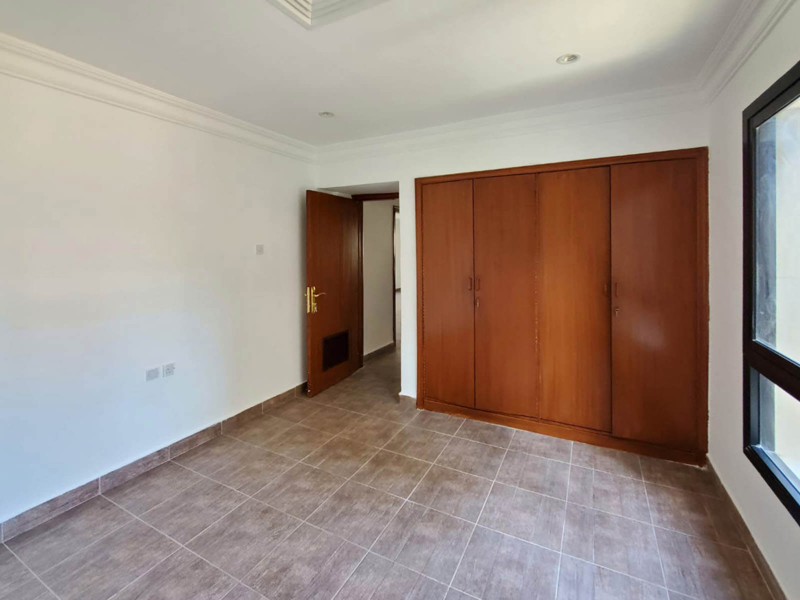 Shaab – unfurnished two bedroom apartment
