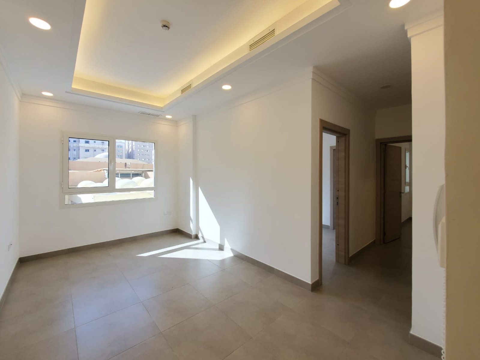 Salmiya – new, small two bedroom apartment
