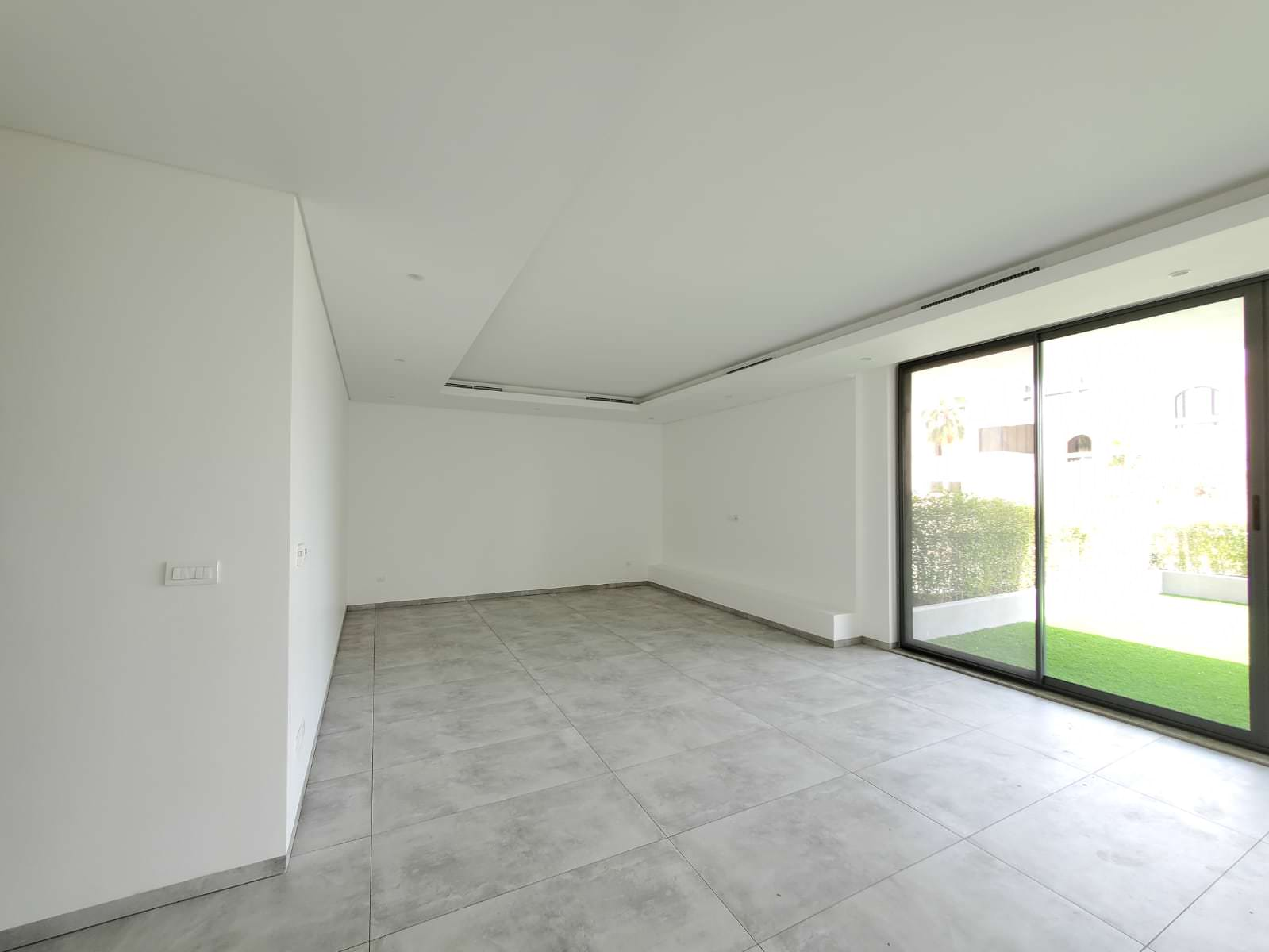 Salwa – brand new, three bedroom ground floor w/yard and terrace